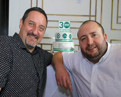 ASAMS Celebrates 30 Years of Metal Testing with Birthday Party