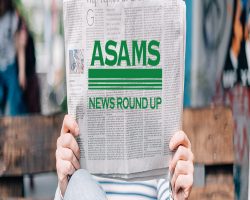 ASAMS News Round Up - July 2019